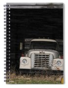 International Truck Spiral Notebook