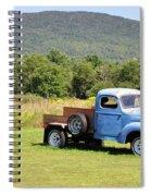 International Truck Spiral Notebook