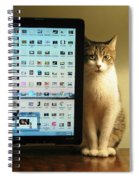 Desktop Security Spiral Notebook