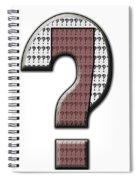 Interrobang 7 Spiral Notebook