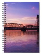 Interstate Bridge Spiral Notebook