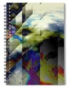 Interstellar Hacker Spiral Notebook