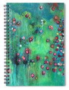 Interstellar, I Want To Paint It Black Spiral Notebook