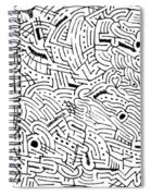 Intervolve Spiral Notebook