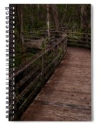 Into Audubon Corkscrew Swamp Sanctuary Spiral Notebook
