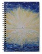 Into Dawn Spiral Notebook