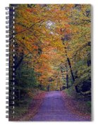 Into Fall Spiral Notebook