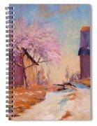 Into Spring Spiral Notebook