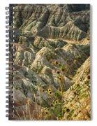 Into The Badlands South Dakota #3 Spiral Notebook