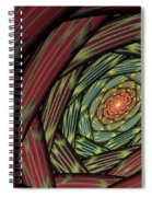Into The Fantasy Tunnel Spiral Notebook