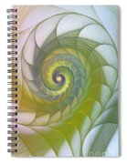 Into The Inner Kingdom Spiral Notebook
