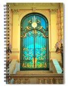 Intricacies Spiral Notebook