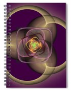 Intrinsica Creation Spiral Notebook