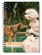 Introductions Spiral Notebook