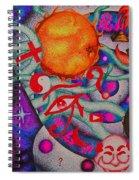 Introverse Spiral Notebook