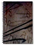 Intrusion Spiral Notebook