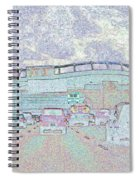 Invesco Field Spiral Notebook