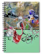 Invest In Imagination Spiral Notebook
