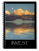 Invest Spiral Notebook