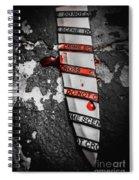 Investigation Of Cross Examination Spiral Notebook