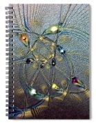 Inviolate Relativism Spiral Notebook