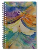 Invitation To The Dance Spiral Notebook