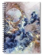 Ion Storm Spiral Notebook