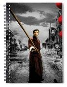Ip Man Spiral Notebook