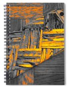 iPhone 6s as Art bwy Spiral Notebook