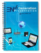 iPhone apps development company Sharjah Spiral Notebook