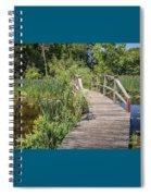 Ipswich River Bridge Spiral Notebook