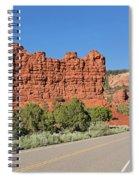 Ir-13 Cliffs Spiral Notebook