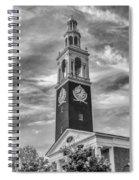 Ira Allen Chapel Spiral Notebook
