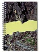 Irazu Volcano - Costa Rica Spiral Notebook
