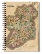 Ireland 1831 Spiral Notebook