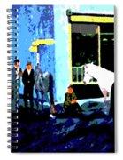 Irelandryans Spiral Notebook