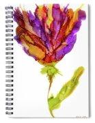 Iris Flower 2 Spiral Notebook