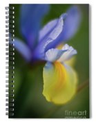 Iris Grace Spiral Notebook