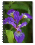 Iris II Spiral Notebook