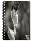 Iris To Be Spiral Notebook