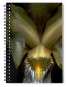 Iris Two Spiral Notebook