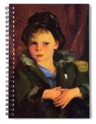 Irish Boy 1898 Spiral Notebook
