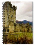 Ross Castle Spiral Notebook