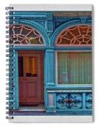 Irish Door Spiral Notebook