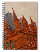 Irish Heritage 3 Spiral Notebook