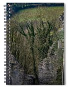 Irish History In The Countryside Spiral Notebook