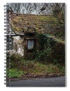 Irish Hovel Spiral Notebook