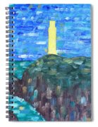 Irish Landscape 16 Spiral Notebook