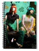 Irish Lovers Spiral Notebook