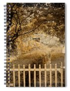 Irish Lullaby 4 V4 Spiral Notebook